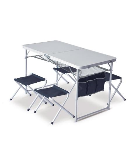 Campingtisch Mit 4 Stühlen PINGUIN DimiSport