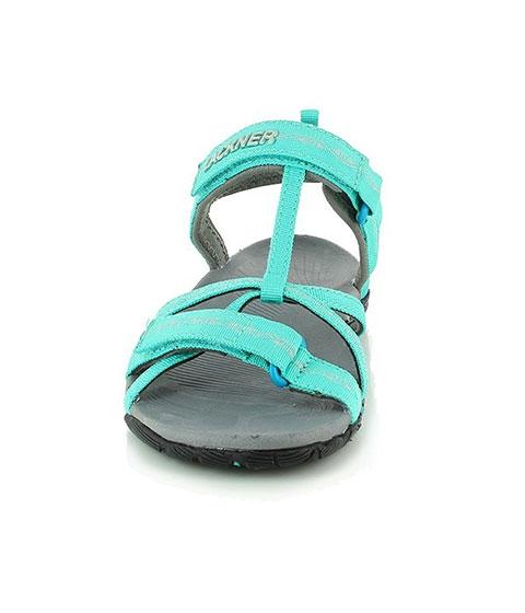 damen outdoor trekking sandalen lackner pia l 39 s t rkis g nstig online kaufen. Black Bedroom Furniture Sets. Home Design Ideas