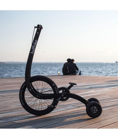 vorf hrhalfbike fahrrad 3g halfbike reduziert kaufen. Black Bedroom Furniture Sets. Home Design Ideas