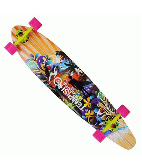 longboard tempish sense cruiser pintail g nstig online. Black Bedroom Furniture Sets. Home Design Ideas
