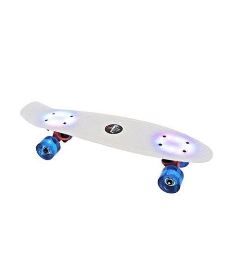 mini cruiser skateboard tempish buffy flash led billig online kaufen. Black Bedroom Furniture Sets. Home Design Ideas