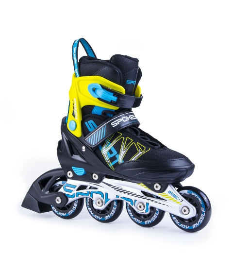 kinder inliner inline skates verstellbar gr 37 40. Black Bedroom Furniture Sets. Home Design Ideas