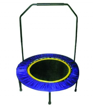 trampoline f r fitness training drinnen au en g nstig online kaufen. Black Bedroom Furniture Sets. Home Design Ideas