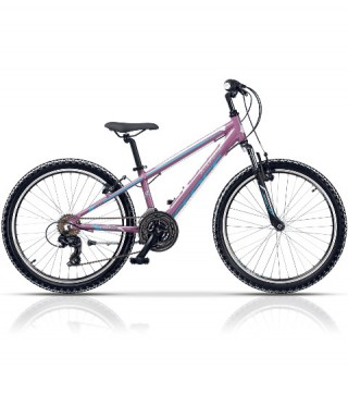 Kinderfahrrad CROSS SPEEDSTER 24 Girl