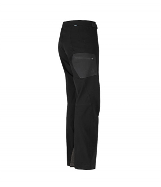 Damen Outdoorhose ZAJO Argon schwarz