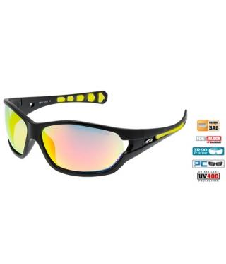 Sportbrille, Sonnenbrille für Damen und Herren GOGGLE polarisiert STYLO Е-364-3P