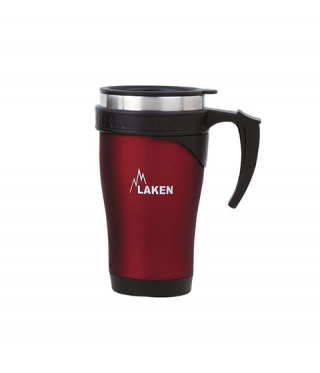 Thermo Becher / Isolierkanne Laken 500 ml rot