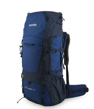 Outdoor Rucksack Explorer 100 blau