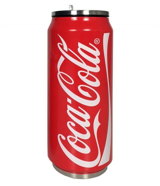 Coca-Cola Trinkdose Cool Can 0,5l rot